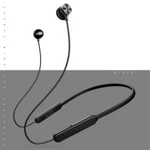 USAMS USAMS-YD S1 Stereo Wireless Bluetooth V4.2 Sports Headset with Microphone - Black