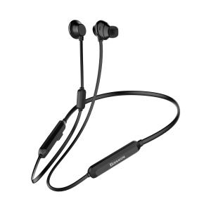 BASEUS Encok S11 Neckband In-ear Bluetooth Sports Earphone with Mic - Black