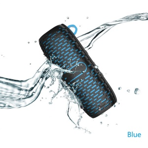 EBS-506 Portble Outdoor Bluetooth 4.1 Speaker Support Aux-in - Blue