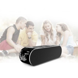 BLUEDIO AS WiFi Bluetooth Speaker Dual-mode 3D Sound Box with Audio Input