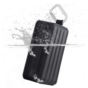 IP56 Waterproof Portable Outdoor Bluetooth CSR4.0 Speakers Support SD/TF Card Play