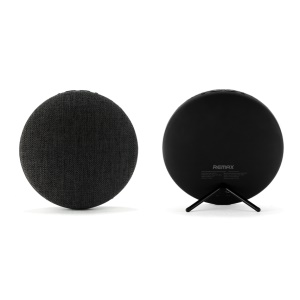 REMAX M9 Fabric Desktop Bluetooth 4.1 Speaker - Black