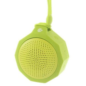 COTEETCI Portable Outdoor Sports Bluetooth Speaker for iPhone Samsung - Green