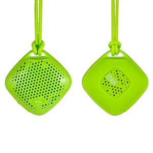 HOCO BS1 Outdoor Sports Wireless Bluetooth Speaker for iPhone Samsung - Green