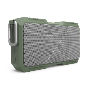 NILLKIN X-MAN Bluetooth Speaker IPX4 Waterproof Support AUX Input - Green
