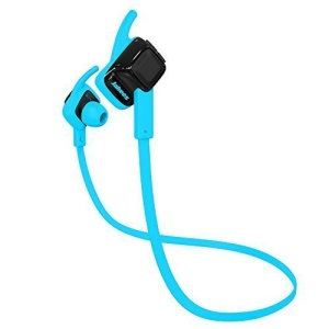 JABEES BEATING Sports Waterproof Bluetooth 4.1 In-ear Earphone with Mic - Blue
