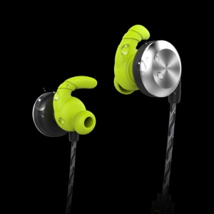MORUL U2 Bluetooth 4.1 Sports Headset Sweat-proof In-ear Magnetic Earphone with Mic