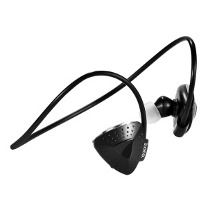 HOCO ES3 15CM CSR4.0 Bluetooth Sports Neckband Earpiece with Mic - Black