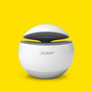 JOWAY BM050 Bluetooth 4.0 Speaker, Support TF Card/FM/AUX - White