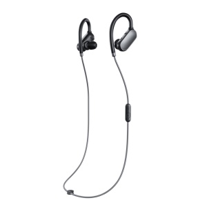 XIAOMI Bluetooth 4.1 Waterproof Sports Headphone with Mic & Remote Control - Black