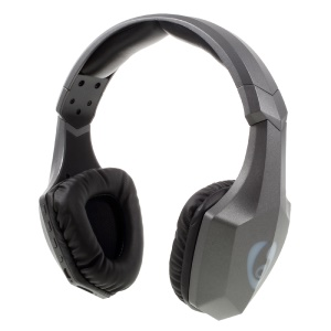 OVLENG S33 Wireless Bluetooth Over-ear Headset Headphone with Mic Support TF Card - Grey