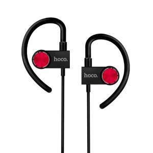 HOCO ES5 Magnetic Sport Wireless Bluetooth Earphone with Hands-free Mic - Black