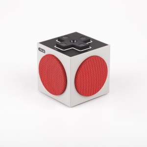 8BITDO Classic Cube Bluetooth Speaker Home and Outdoor Hands-free Loudspeaker for iPhone Samsung Etc