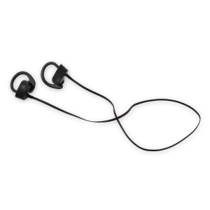 AMW-21 Ear Hook Stereo Bluetooth 4.2 Headset Sports Earphone with Mic for Samsung S8, Huawei P10 - Black