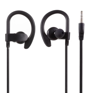 AMW-11 Collar Bar Wireless Earphones Bluetooth Support Hands-free Phone Calls for iPhone 7, Huawei P10 - Black