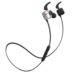 BLUEDIO TE Sports Remote Control Wireless Bluetooth 4.1 In-ear Headset with Mic - Black