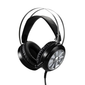 HOCO W7 Wired Professional 3.5mm Plug Gaming Headphone Headset for Notebook PC