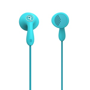 REMAX Candy RM-301 Wired Earphone for iPhone Samsung Sony - Blue