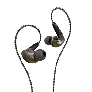 MEELECTRONICS Pinnacle P1 High Fidelity In-Ear Headset with Detachable Cables