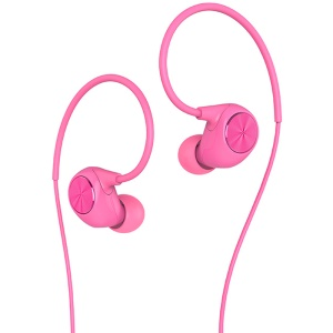 LETV Reverse In-Ear Earphone with Microphone - Rose