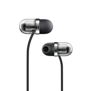 XIAOMI Capsule 45° Angle In-ear Earphone with Mic for Xiaomi iPhone - Black