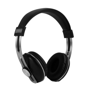 JOYROOM Wired Over-ear Headphone with Mic for iPhone Samsung (PH768) - Black