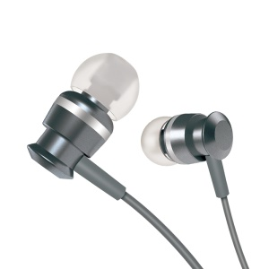 JOYROOM EL122 3.5mm In-ear Metal Music Earphone with Mic - Grey