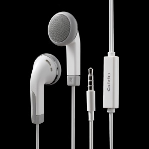 3.5mm In-ear Headhone Earphone with Remote and Mic for OPPO R7