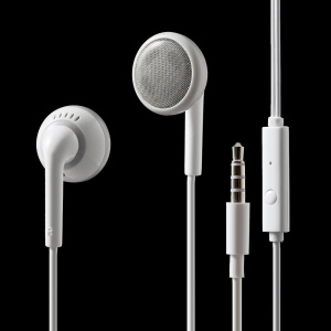 3.5mm In-ear Earphone Headset with Microphone for iPhone Samsung Vivo