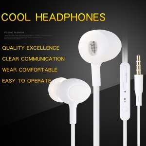 ZUOQI H101 3.5mm In-ear Headset Earphone with Microphone for iPhone Samsung HTC