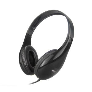 DITMO Fashion Over-ear Stereo Music Headphone with 3.5mm Cable (DM-4700) - Black