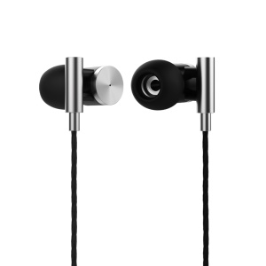 REMAX RM-530 3.5mm In-ear Headset with Mic for iPhone Samsung Huawei - Black