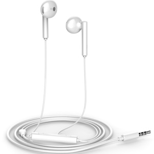 HUAWEI AM115 3.5mm In-ear Earphone with Mic for Huawei iPhone Samsung Sony etc.