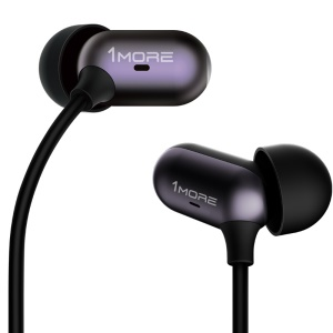 1MORE Capsule Dual Driver In-Ear Headphones with Mic and Line-in Control iPhone Samsung Huawei etc
