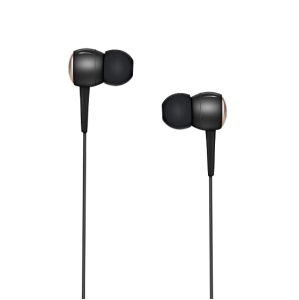 HOCO M19 In-ear 3.5mm Headphone with Remote and Mic for iPhone Samsung Xiaomi etc - Black