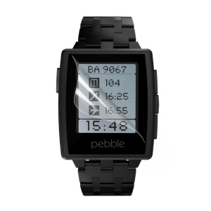 Ultra Clear Screen Protector for Pebble Steel Smart Watch