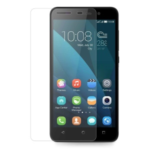 Tempered Glass Screen Guard Film for Huawei Honor 4X Glory Play 4X 0.25mm Arc Edge