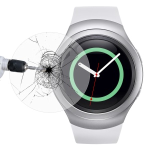 LINK DREAM for Samsung Gear S2 / S2 classic 0.2mm Tempered Glass Screen Protector