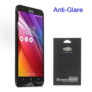 Matte Anti-glare LCD Screen Film for Asus Zenfone 2 Laser ZE550KL ZE551KL (With Black Package)