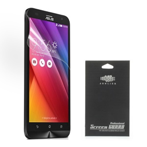 HD Clear LCD Screen Protector for Asus Zenfone 2 Laser ZE550KL ZE551KL (With Black Package)