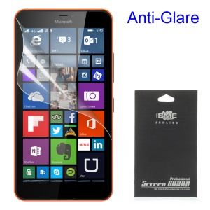 Matte Anti-glare Screen Protector for Microsoft Lumia 640 XL / Dual SIM (With Black Package)