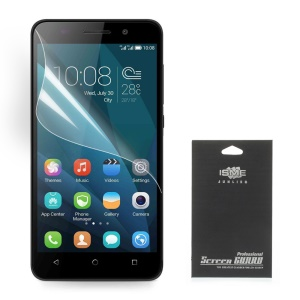 Ultra Clear LCD Screen Protector Film for Huawei Honor 4X Glory Play 4X (With Black Package)