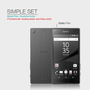 NILLKIN Matte Scratch-resistant Screen Protector for Sony Xperia Z5 Compact