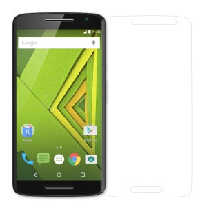 0.3mm Tempered Glass Screen Protector for Motorola Moto X Play (Arc Edge)