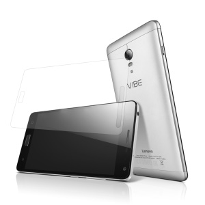0.3mm Tempered Glass Screen Protector Guard Film for Lenovo Vibe P1 Arc Edge