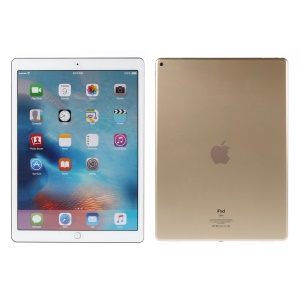 Non-real Dummy Display Tablet Replica Model for iPad Pro 12.9 - Gold Color