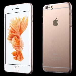 Crystal Clear Plastic Hard Case Cover for iPhone 6s Plus / 6 Plus 5.5 inch