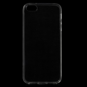 Ultrathin Glossy Soft TPU Case Cover for iPhone SE 5s 5 - Transparent