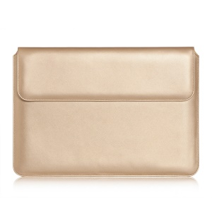 Gold Soft Leather Pouch Bag Case Portfolio for Apple iPad Pro 12.9 inch