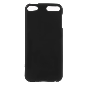 Double-sided Matte TPU Case for iPod Touch 6 - Black